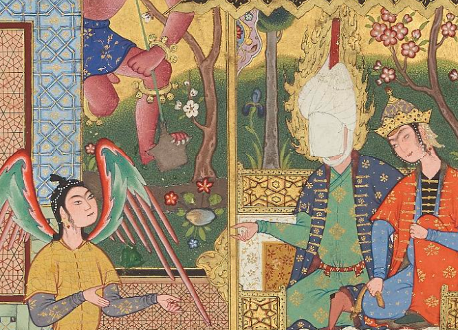 On Biblical Figures in the Islamic Tradition: A Conversation with Younus Mirza